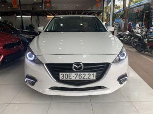 Xe Mazda 3 HB 1.5AT 2015 - Trắng