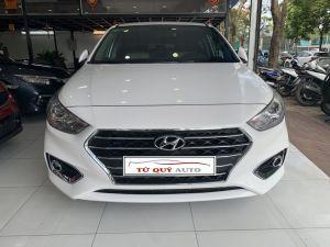 Xe Hyundai Accent 1.4AT 2019 - Trắng, Tiêu Chuẩn