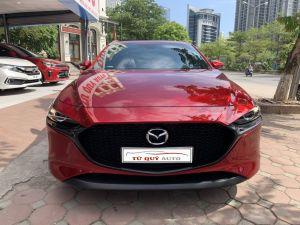 Xe Mazda 3 1.5 Luxury Sport 2019 Model 2020 - Đỏ