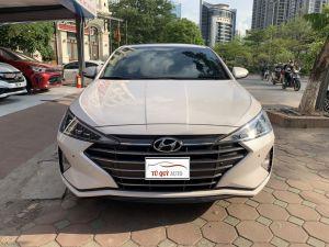 Xe Hyundai Elantra 2.0AT 2019 Model 2020 - Trắng