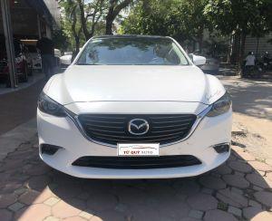 Xe Mazda 6 2.0L Premium 2017 - Trắng
