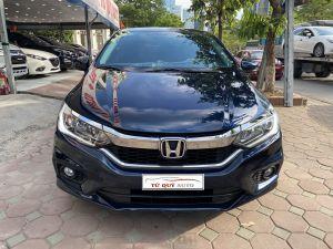 Xe Honda City 1.5CVT 2018 - Xanh