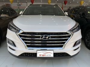 Xe Hyundai Tucson 2.0ATH 2019 - Trắng
