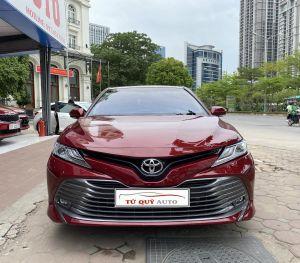 Xe Toyota Camry 2.5Q 2020 - Đỏ
