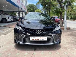 Xe Toyota Camry 2.5Q 2020 - Đen