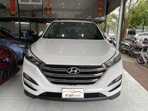 Xe Hyundai Tucson 2.0AT 2018 - Trắng / Tiêu Chuẩn