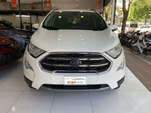 Xe Ford EcoSport 1.0AT Titanium 2019 - Trắng
