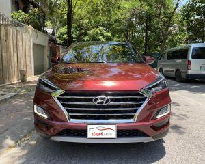 Xe Hyundai Tucson 1.6 Turbo 2019 - Đỏ