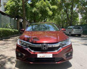 Xe Honda City 1.5TOP 2018 - Đỏ