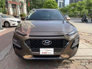 Xe Hyundai Kona 1.6 Turbo 2018 - Vàng Cát