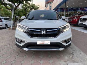 Xe Honda CRV 2.0AT 2015 - Trắng