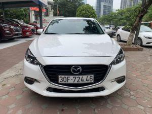 Xe Mazda 3 Sedan 1.5AT 2019 - Trắng