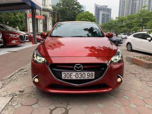 Xe Mazda 2 HB 1.5AT 2016 - Đỏ