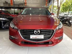 Xe Mazda 3 HB 1.5AT 2017 - Facelift / Đỏ