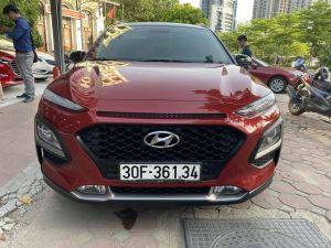 Xe Hyundai Kona 2.0AT 2018 - Đỏ T/C