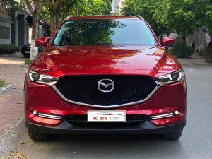 Xe Mazda CX5 2.0AT Luxury 2019 - Đỏ Pha Lê