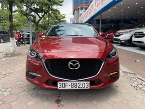 Xe Mazda 3 Sedan 1.5AT 2017 - Đỏ Facelift