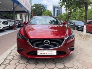 Xe Mazda 6 2.0 Premium 2019 - Đỏ