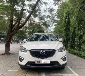 Xe Mazda CX5 2.0AT 2014 - Trắng