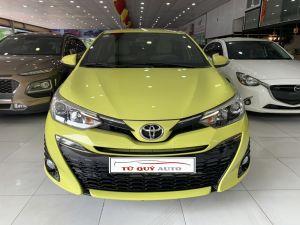 Xe Toyota Yaris 1.5G 2018 - Xanh