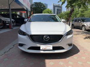 Xe Mazda 6 2.0AT Premium 2018 - Trắng