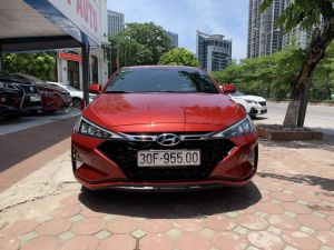 Xe Hyundai Elantra Sport 1.6Turbo 2019 - Đỏ