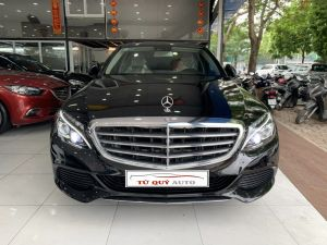 Xe Mercedes Benz C class C250 Exclusive 2016 - Đen