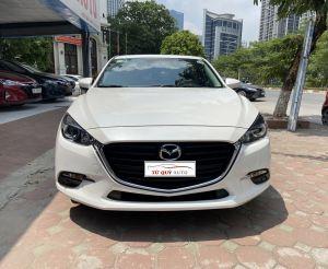 Xe Mazda 3 1.5AT 2019 - Trắng