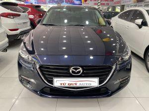 Xe Mazda 3 1.5AT 2018 - Xanh Đen