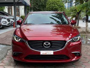 Xe Mazda 6 2.0AT 2019 - Đỏ Pha Lê