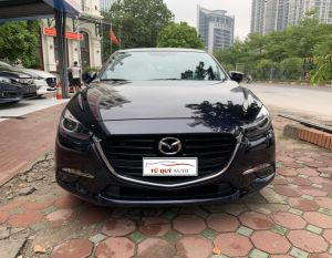 Xe Mazda 3 2.0AT 2018 - Xanh Đen