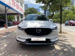 Xe Mazda CX5 2.0AT 2019 - Trắng Kem