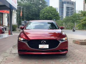 Xe Mazda 3 1.5 Deluxe 2019 - Đỏ Pha Lê