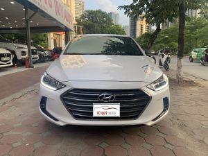 Xe Hyundai Elantra 1.6AT 2017 - Trắng