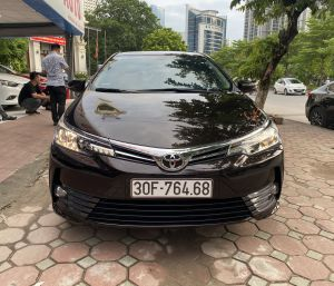 Xe Toyota Corolla altis 1.8G 2019 - Nâu Đen
