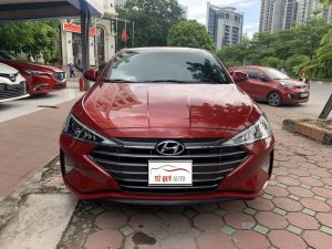 Xe Hyundai Elantra 1.6AT 2019 - Đỏ