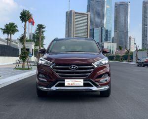 Xe Hyundai Tucson 2.0AT 2016 - Đỏ Mận