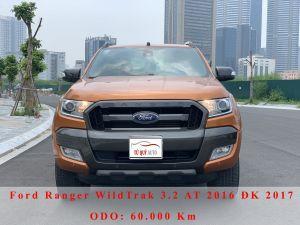 Xe Ford Ranger WildTrak 3.2AT 2016 DK 2017 - Cam