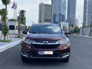 Xe Honda CRV 1.5 Turbo 2019 - Đỏ