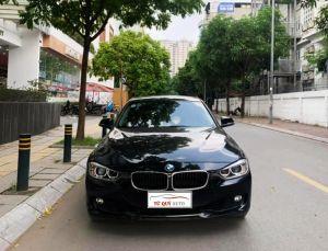 Xe BMW 3 Series 320i 2014 - Đen