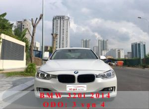 Xe BMW 3 Series 320i 2014 - Trắng