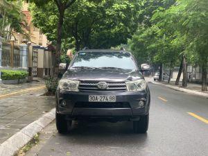 Xe Toyota Fortuner 2.7V 2009 - Xám