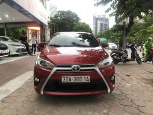 Xe Toyota Yaris 1.3G 2014 - Đỏ