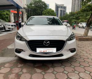 Xe Mazda 3 1.5AT Facelift 2017 - Trắng