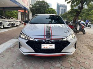 Xe Hyundai Elantra 2.0AT 2019 - Trắng