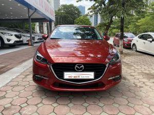 Xe Mazda 3 Sedan 2.0AT 2017 - Đỏ