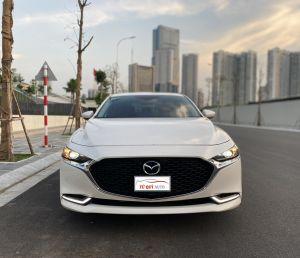 Xe Mazda 3 Sedan 1.5 Luxury 2020 - Trắng