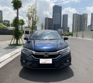 Xe Honda City 1.5CVT 2018 - Xanh Đen
