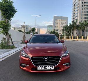 Xe Mazda 3 HB 1.5AT 2017 - Đỏ Facelift