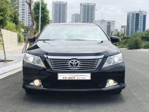Xe Toyota Camry 2.0E 2014 - Đen
